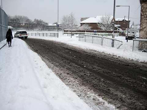 Snow 001 by Scott Joyce
