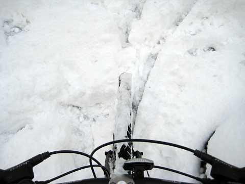 Snow 002 by Scott Joyce