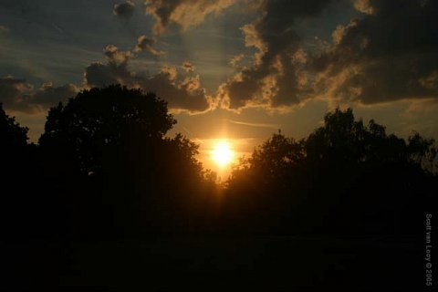 My photos of sunsets