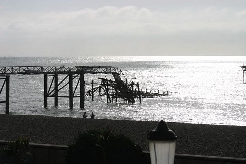 Dead Pier by Scott Joyce