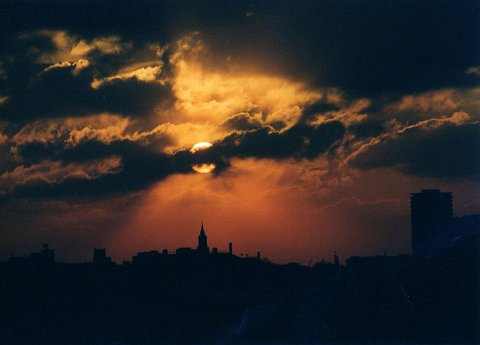 sunset by Scott Joyce