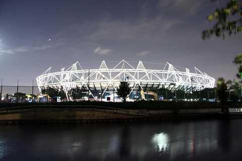 Olympic Stadium by Scott Joyce