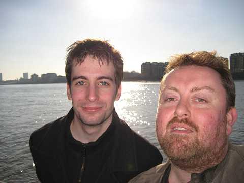 Liam and I 019 by Scott Joyce