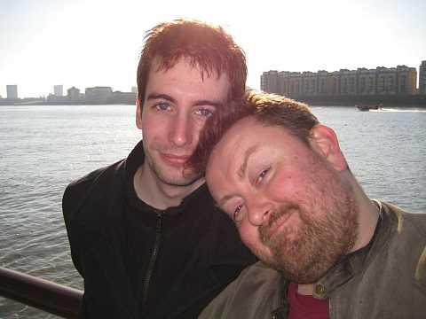 Liam and I 018 by Scott Joyce