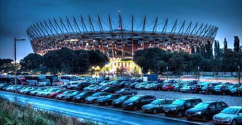 Narodowy Stadium HDR by Scott Joyce