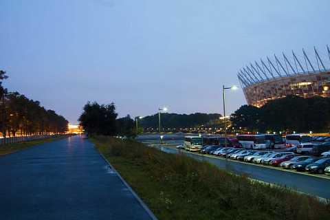 Narodowy Stadium 4 by Scott Joyce