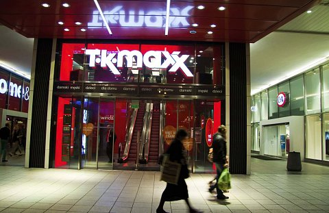 TK Maxx by Scott Joyce