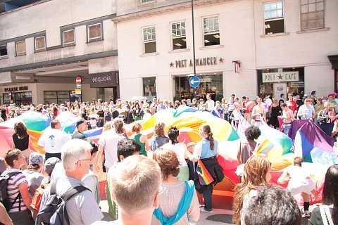 Pride 126 by Scott Joyce