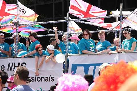 Pride 104 by Scott Joyce