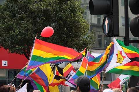Pride 158 by Scott Joyce