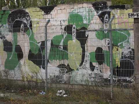 The Walls by Scott Joyce