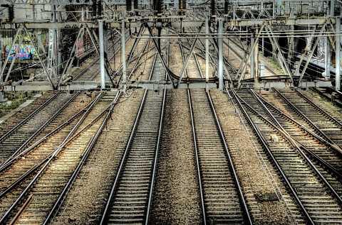 Rivers of Rails 2 by Scott Joyce