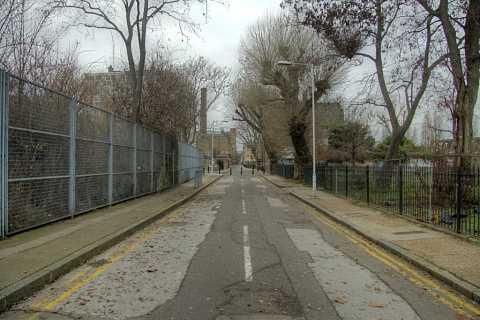 The Road by Scott Joyce