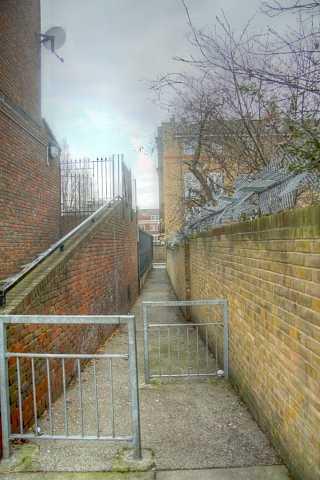 The Alley by Scott Joyce