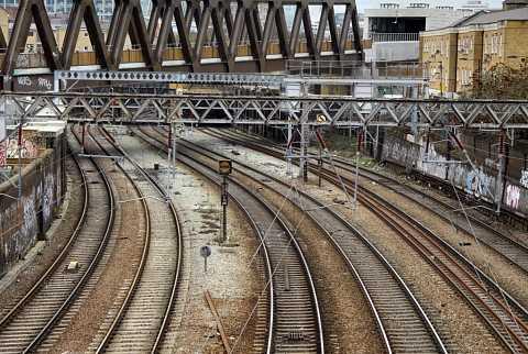 Rivers of Rails by Scott Joyce