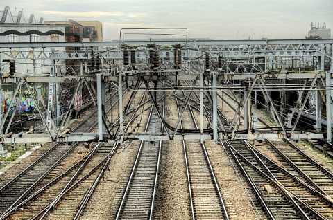 Rivers of Rails 3 by Scott Joyce