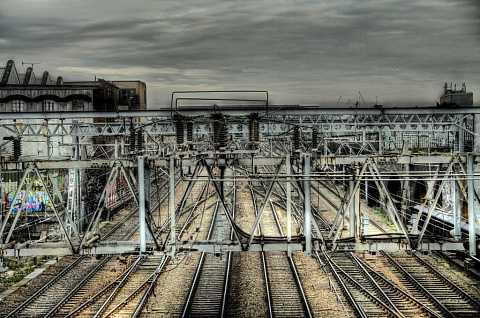 Rivers of Rails 4 by Scott Joyce