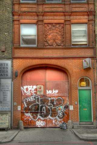 The Door by Scott Joyce