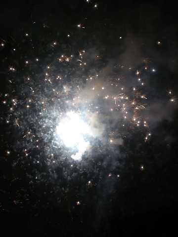 fireworks 160 by Scott Joyce