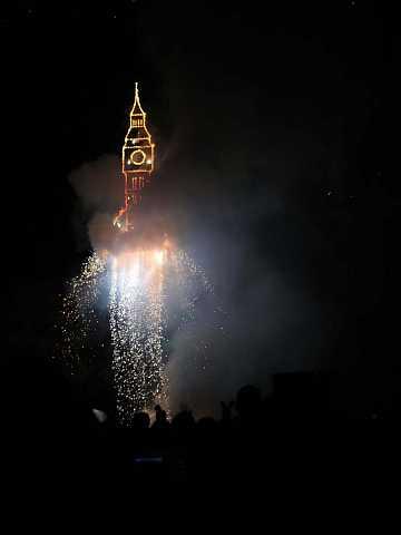 fireworks 192 by Scott Joyce