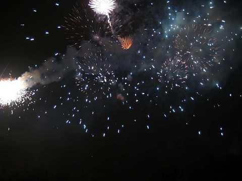 fireworks 218 by Scott Joyce