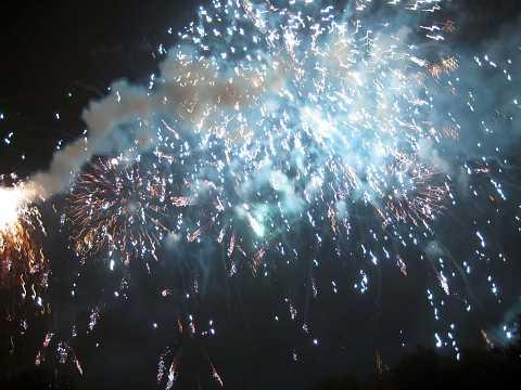 fireworks 222 by Scott Joyce