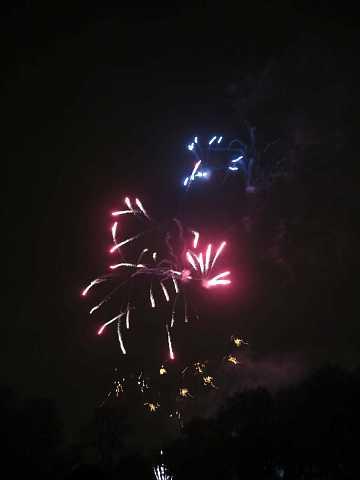 fireworks 237 by Scott Joyce