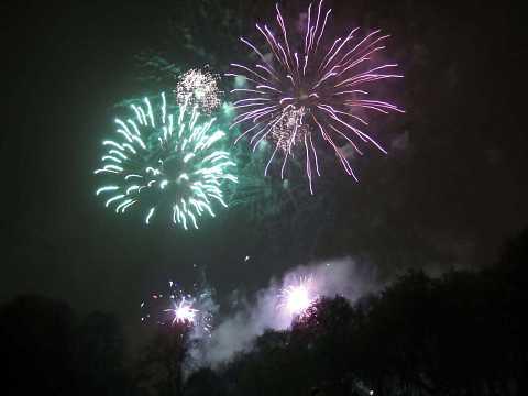 fireworks 248 by Scott Joyce