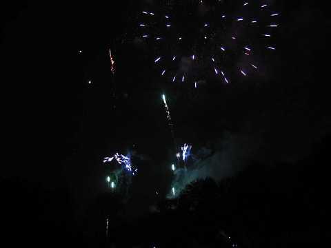 fireworks 261 by Scott Joyce