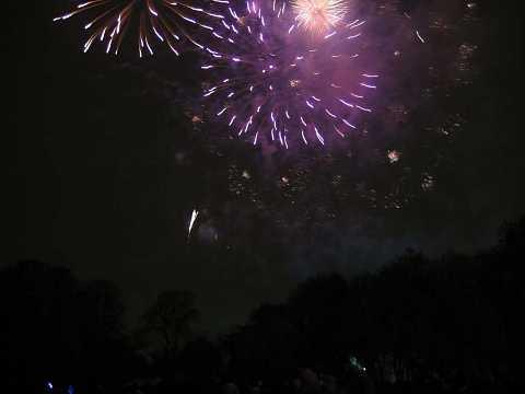 fireworks 269 by Scott Joyce