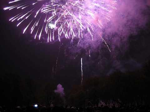 fireworks 327 by Scott Joyce