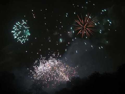 fireworks 203 by Scott Joyce
