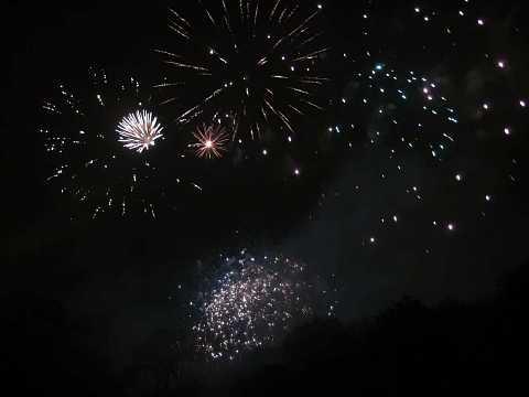 fireworks 204 by Scott Joyce