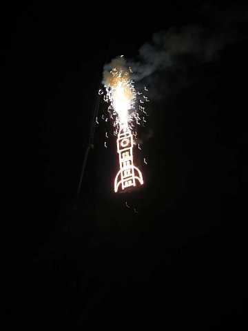 fireworks 209 by Scott Joyce