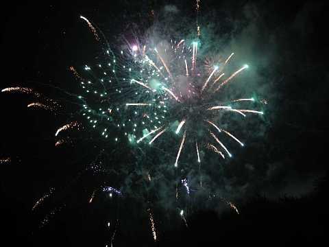 fireworks 267 by Scott Joyce