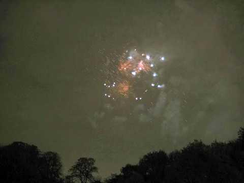 fireworks 301 by Scott Joyce