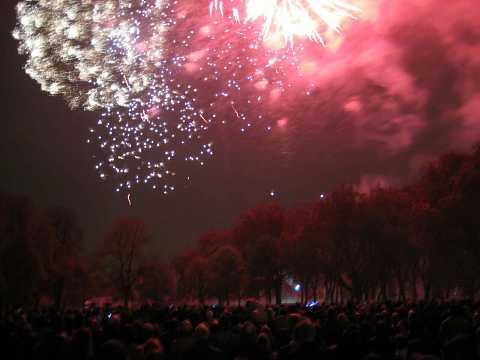 fireworks 306 by Scott Joyce