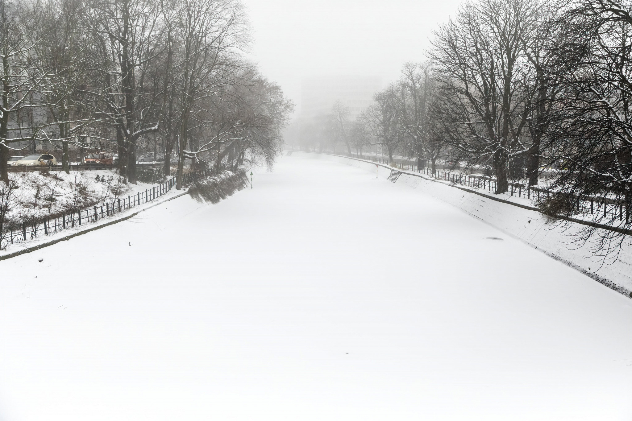 Berlin Whiteout